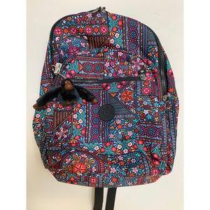 Kipling Large Seoul Go printed backpack